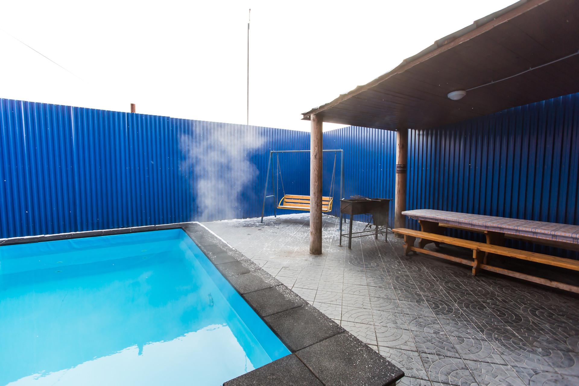 схема сауны с бассейном фото